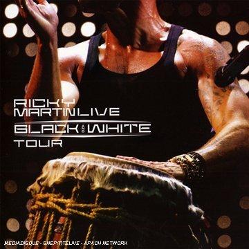 Ricky Martin - Ricky Martin... Live Black & White (inclus 1 DVD) - Zortam Music
