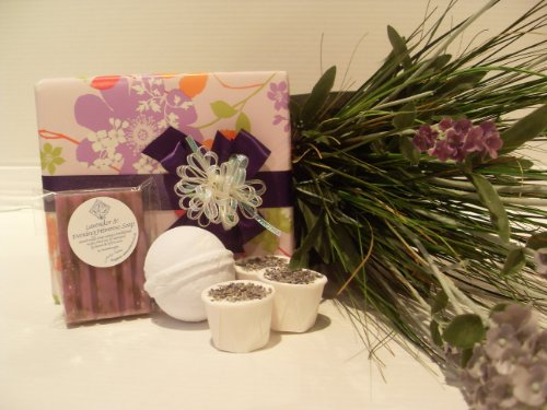 LAVENDER Bath Time Bliss Luxury Aromatherapy