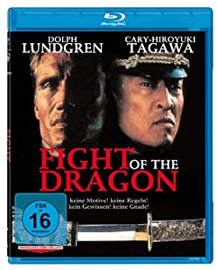 Fight of the Dragon [Blu-ray]