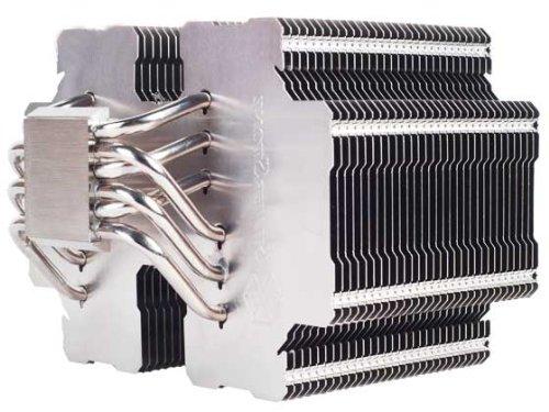 Silverstone Tek Heligon CPU Cooler for Intel Socket LGA775/LGA1155/LGA1156/LGA1366/LGA2011 and AMD Socket AM2/AM3/FM1/FM2, HE02 (Silver) (Silverstone Cpu Cooler compare prices)