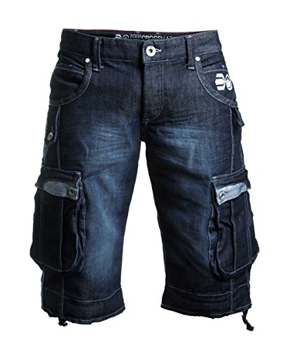 crosshatch-workwear-new-player-short-en-denim-bleu-w30