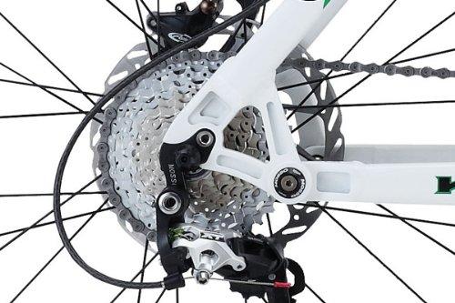 2012 HASA 30 Speed Dual Suspension Mountain Bike SLX 16