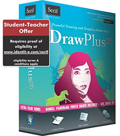 DrawPlus X4 Student and Teacher Edition