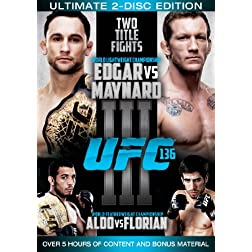 UFC 136: Edgar vs. Maynard III