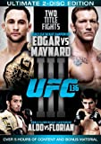 Ufc 136-Edgar Vs. Maynard [DVD]