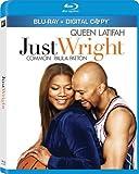 NEW Latifah/common/patton - Just Wright (Blu-ray)
