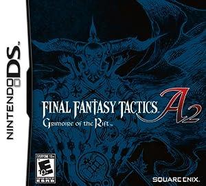 Final Fantasy Tactics A2 - Nintendo DS