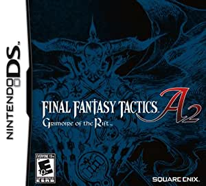 Final Fantasy Tactics A2 - Nintendo DS