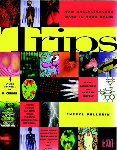 Trips: How Hallucinagens Work in Your Brain
