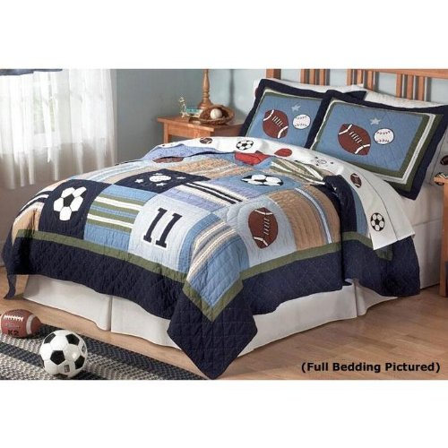 All State Quilt Set (Twin)