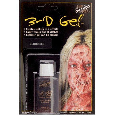 Red 3-D Gel - 1