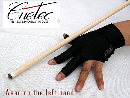 Find Bargain Brand New Black Good Quality Cuetec Billiard Glove Pool Accessory-- Billiard Cue Stick ...