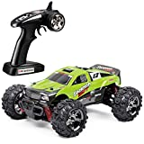 TOZO® C1142 RC CAR SOMMON SWIFT High Speed 32MPH 4x4 Fast Race Cars1:24 RC SCALE RTR Racing 4WD ELECTRIC POWER BUGGY W/2.4G Radio Remote control Off Road cross country vehicle Powersport green