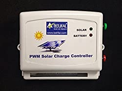 Solar Charge Controller 5A - 60W 5amp with dusk to dawn option