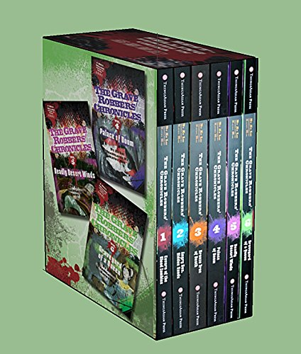 Grave Robbersa Chronicles Vol 1-6 Box Set (Grave Robbers Chronicles)