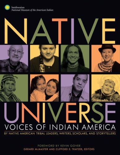 Native Universe: Voices of Indian America (Native...