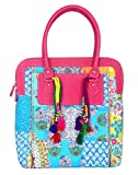 RajRang Handbag (Multi-color) (BAG01654)