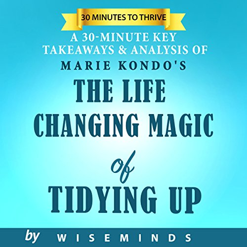 The Life-Changing Magic of Tidying Up  by marie kondo | The