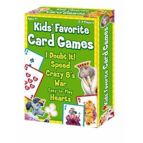 International Playthings Kids Favorite Card Game