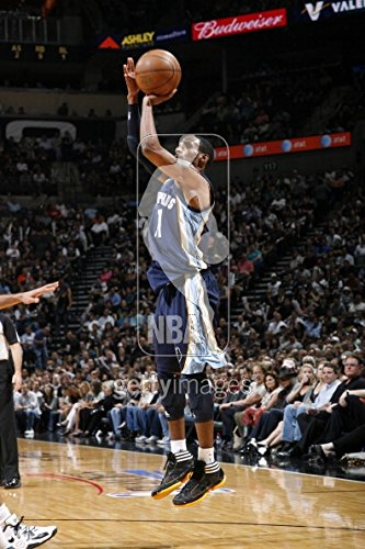 SAN ANTONIO, TX - APRIL 27: Mike Conley #11 of the Memphis Grizzlies s Photo планшетный компьютер acer iconia tab a100 в нижнем новгороде
