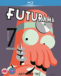 Futurama - Season 7 [Blu-ray] [2014]