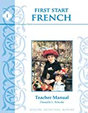 img - for First Start French I, Teacher Edition book / textbook / text book
