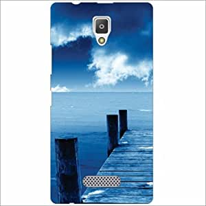 Lenevo A2010 Back Cover - Silicon Beauty Designer Cases