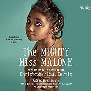 The Mighty Miss Malone Audiobook