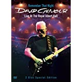 Remember That Night: Live from the Royal Albert Hallby David Gilmour
