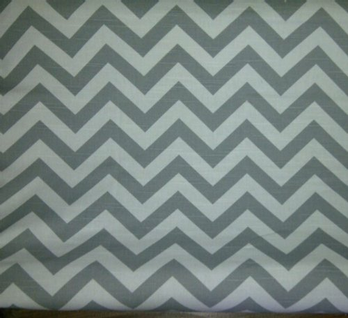 Lowest Prices! Gray Chevron Changing Pad Cover By Blvd67