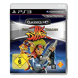 The Jak and Daxter Trilogy [Classics HD]