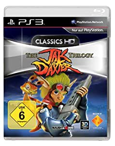 The Jak and Daxter Trilogy [Classics HD] - [PlayStation 3]