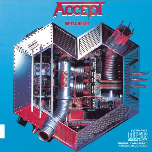 Accept - Kaizoku-ban Live in Japan - Zortam Music