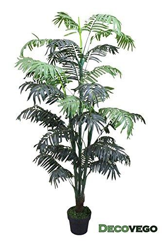 Palme-Palmenbaum-Arekapalme-Kunstpflanze-Kunstbaum-Knstliche-Pflanze-170cm-Decovego