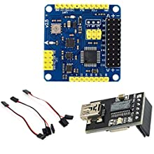 PIXNOR MWC MultiWii SE V2.5 Standard Flight Controller Board with FTDI USB-TTL Programming Tool for Multicopter Multirotor Quadcopter