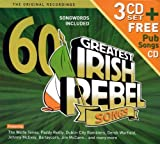 60 Greatest Irish Rebel Songs by Various Artists (2008) Audio CD
