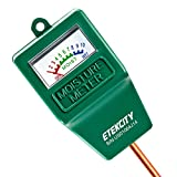 Etekcity Indoor/Outdoor Soil Moisture Sensor Meter, Plant Care...
