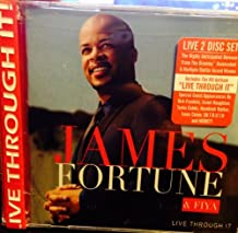 James Fortune - James Fortune & Fiya - Live Through It 2 Cd Limited Edition Set