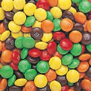Mini Milk Chocolate M&M Topping Bits 1LB Bag