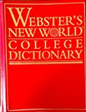 img - for Webster's New World College Dictionary/Leathercraft Thumb Indexed book / textbook / text book