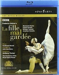 Herold: La Fille Mal Gardee [Blu-Ray] [DVD] from Opus Arte