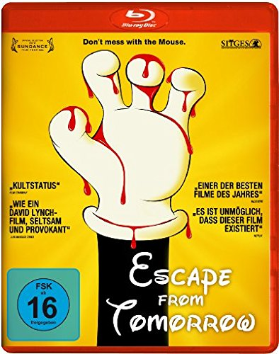 Escape from Tomorrow [Edizione: Germania]