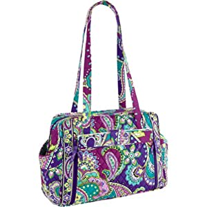 vera bradley make a change baby bag heather diaper tote bags baby. Black Bedroom Furniture Sets. Home Design Ideas