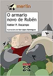 Amazon.com: O Armario Novo de Rubén / The New Cabinet of Ruben