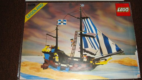 Lego Pirates Caribbean Clipper 6274 (Lego Pirates Imperial Soldiers compare prices)