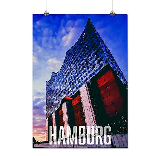 hamburg-german-city-europe-town-matte-glossy-poster-a2-60cm-x-42cm-wellcoda