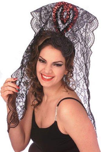 Rubies Costume Spanish Mantilla