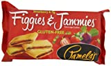 Pamelas Products Figgies & Jammies Cookies, Strawberry and Fig, 9 Ounce (Pack of 6)