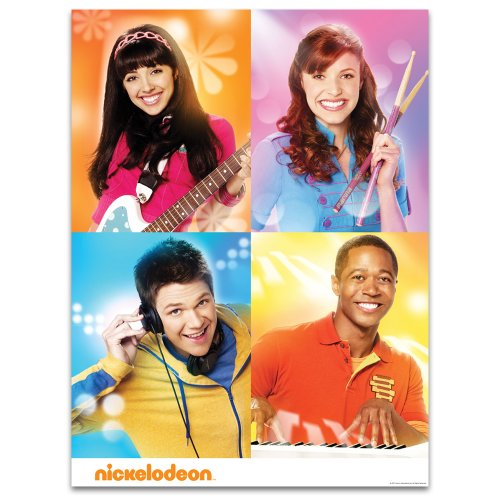 Fresh Beat Band: Cast Portrait Poster