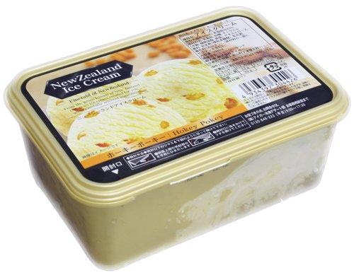 アイガー ニュージーランド アイスクリーム 1,000ml【ホーキーポーキー】
